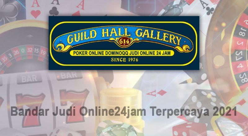 Judi Online24jam Terpercaya Bandar 2021 - Poker Online